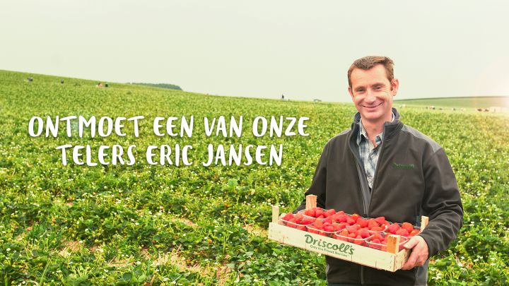 Driscolls Eric Jansen grower